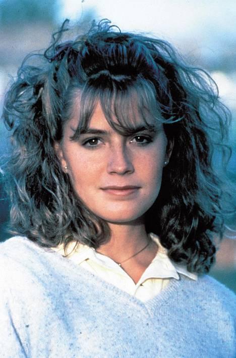 Elisabeth Shue vuonna 1984.