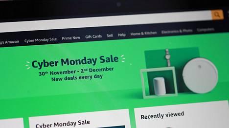 Cyber Monday on alun perin ollut verkkokauppapäivä aikana, jolloin verkkokauppaa käytiin nykyistä vähemmän.