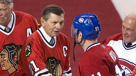 Jääkiekkolegenda Stan Mikita on kuollut – pelasi NHL:ssä neljällä eri vuosikymmenellä