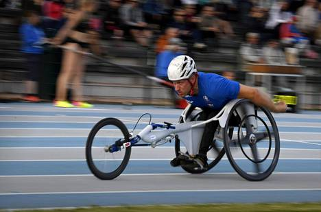 Ratakelauksen supertähti Leo-Pekka Tähti on saavuttanut EM-kisoissa jo kaksi mitalia, kultaa sekä 200 että 400 metrillä. Omavastuusumma on siis hänen osaltaan kuitattu menestyksellä.