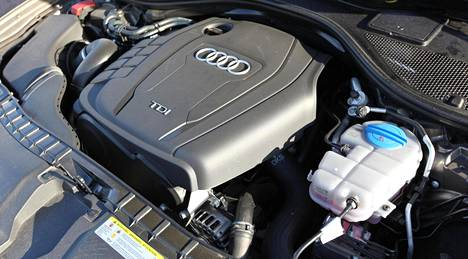 Asiakkaan käytettynä ostama Audi A6 2.0 TDI nieli ahnaasti öljyä.