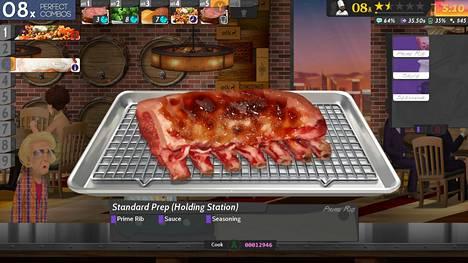 Kokoelman yksi tunnetuimmista peleistä Cook, Serve, Delicious! 2 päästää leikkimään kokkia kiireisessä ravintolassa.