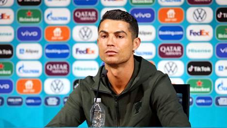 Kokista? Ei mulle, sanoo Ronaldo.