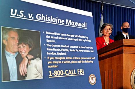 Maxwell tunsi Jeffrey Epsteinin 1990-luvulta lähtien. Medialähteiden mukaan parilla oli jossain vaiheessa myös suhde.
