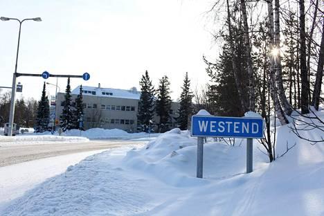 Kaupunginosan nimeksi Westend vahvistettiin vuonna 1976.