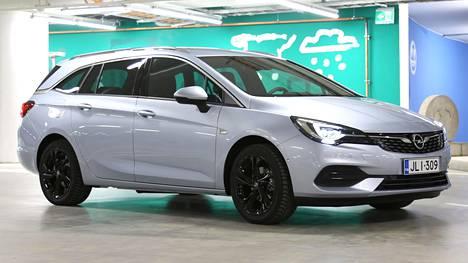 Uuden Opel Astran hinnat eivät vielä ole selvillä.