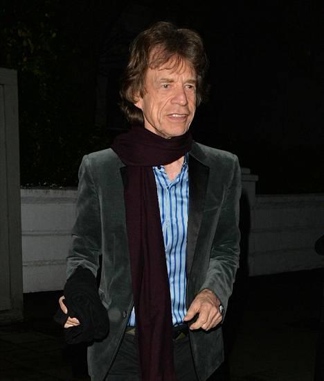 Jagger vannoo jättäneensä naisseikkailut taakseen ja olevansa valmis sitoutumaan Hamrickiin.