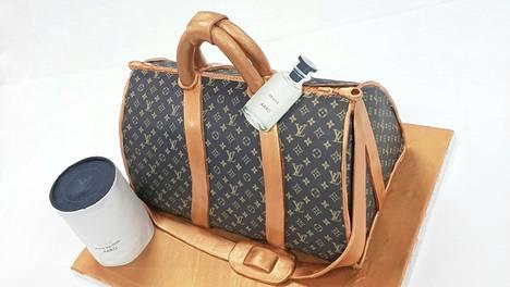 Louis Vuitton -laukkukakku
