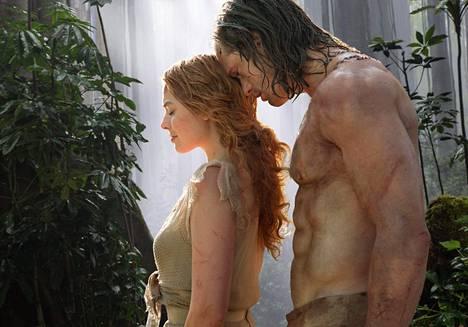 Lontooseen Janensa (Margot Robbie) kanssa kotiutunut Tarzan (Alexander Skarsgård) palaa vuosien jälkeen takaisin Kongon viidakkoon.