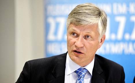 Antti Pihlakosken mukaan venäläisurheilijoiden kansainvälinen kilpailukielto purettaneen aikaisintaan huhtikuussa.