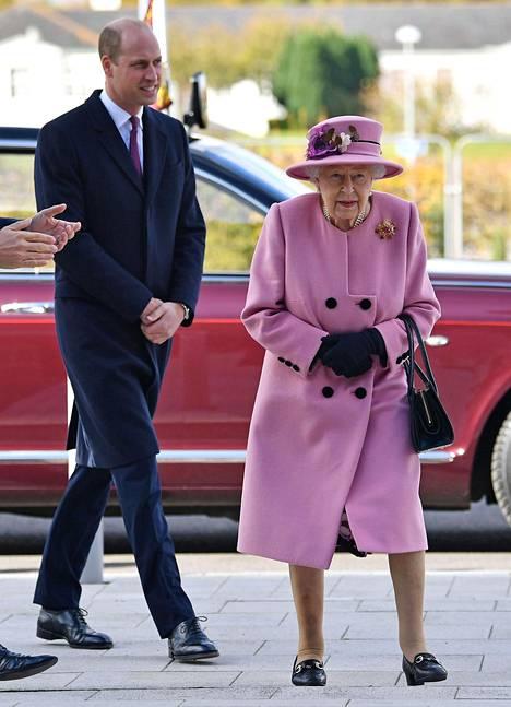William ja Elisabet edustivat yhdessä tilaisuudessa, jossa oli huipputarkat turvatoimet.