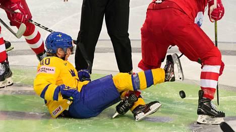 Ruotsi koki mahalaskun MM-kisoissa.
