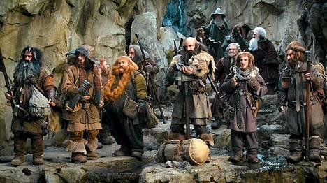 Tolkienin ensimmäinen teos, Hobitti eli sinne ja takaisin, sai hiljattain ensi-iltansa valkokankaalla.
