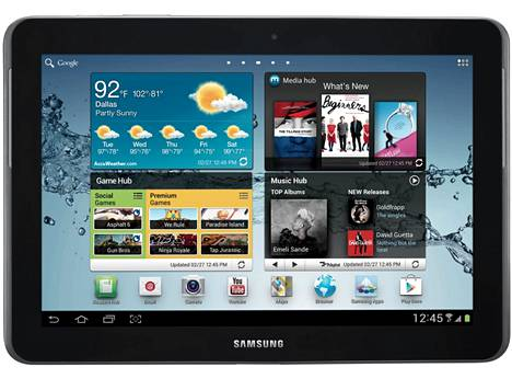 Samsungin vanha Galaxy Tab -taulutietokone on nyt Yhdysvaltain tuontikiellon piirissä. Sitä on myynyt muun muassa verkkokauppa Amazon.