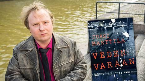 Dekkaristi Jussi Marttilan esikoiskirja vilisee tuttuja paikkoja Turussa. Pääosassa on Aurajoki.