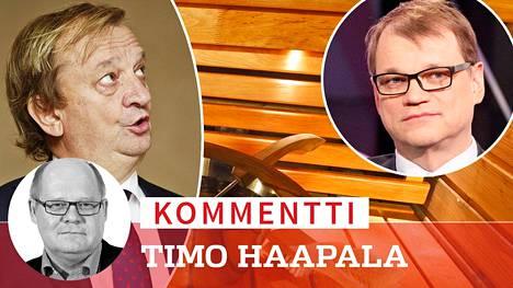 Ilta-Sanomien tietojen mukaan Harkimo kärtti Veikkauksen hallituspaikkaa jo vuosi sitten pääministerin virka-asunnolla Kesärannassa pidetyssä saunaillassa.