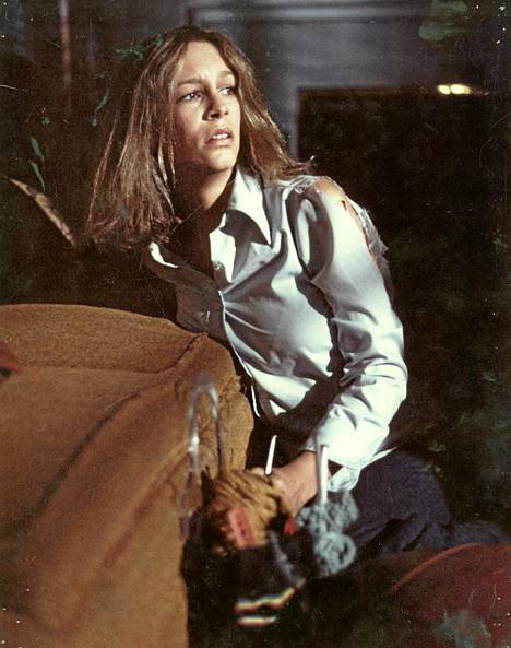 Curtisin ensimmäinen kauhurooli oli Halloween-elokuvassa 1978.