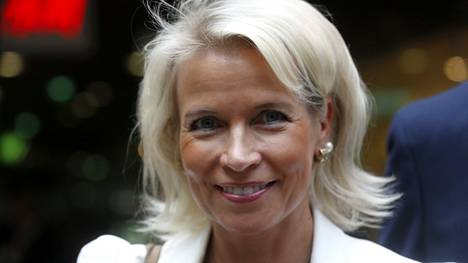 Kansanedustaja Pia Kauma on toimivapaalla Laatukeskus Excellence Finland Oy:stä.