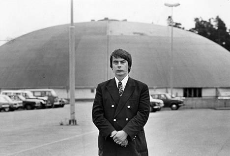 Kalervo Kummola vuonna 1975.