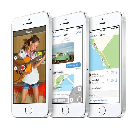 Xiaomin uusi hieno älypuhelin. Eikun hetkinen, tämähän on iPhone. Kopiointi ylettyi tällä kertaa vasta käyttöliittymän ulkonäköön, ei itse puhelimeen.