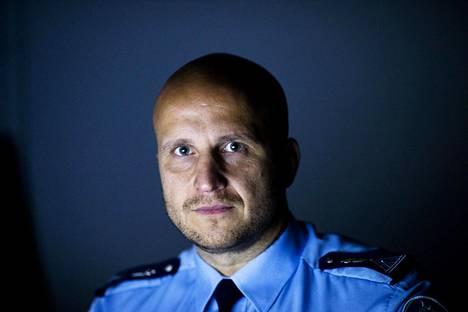 Marko Forss. Arkistokuva vuodelta 2014.