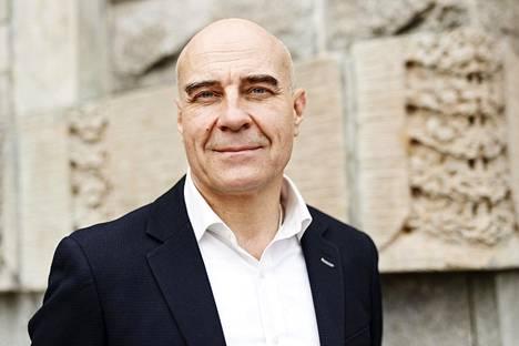 Tuottaja Ilkka Matila.