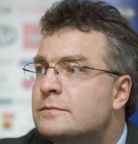 Jarmo Muukkonen vuonna 2007