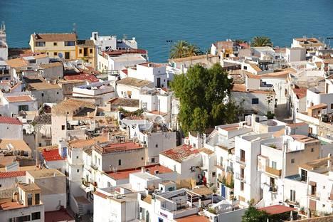 Elokuussa Espanjassa on monin paikoin pakahduttavan kuuma. Meren rannalla lämpötilat nousevat harvoin aivan sietämättömiksi, mutta sisämaassa voi olla yli 40 astetta.
