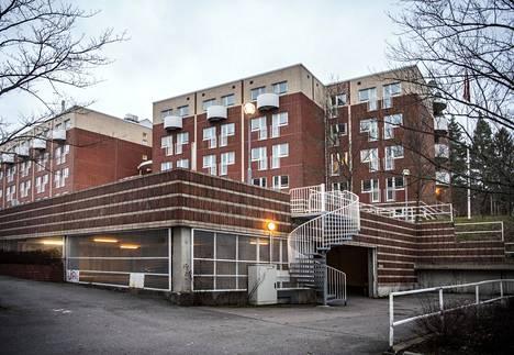 Privatel-hotelli toimii nykyään nimellä Hotel Hellsten.