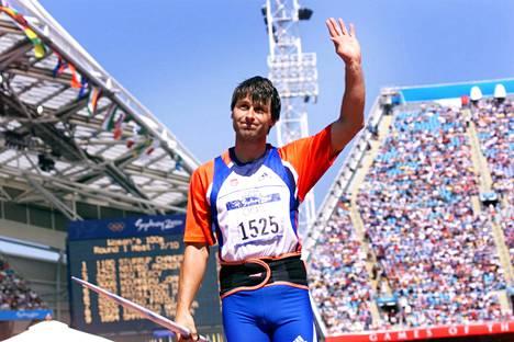 Zelezny voitti urallaan kolme olympiakultaa, joista viimeinen tuli Sydneystä vuonna 2000.