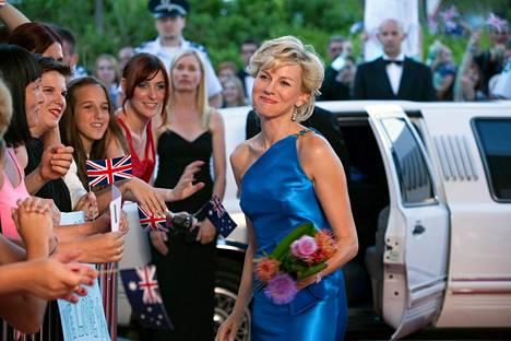 Prinsessa Dianaa näyttelee Naomi Watts.
