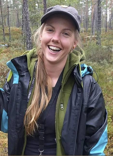 28-vuotias norjalainen Maren Ueland on toinen surmatuista matkailijoista.