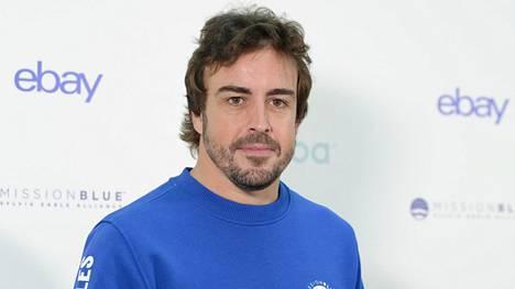 Fernando Alonso, 38, on kaksinkertainen F1-maailmanmestari.