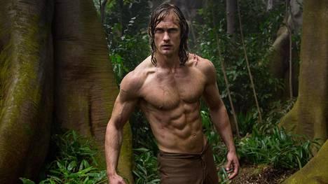 Uutta Tarzania näyttelee True Blood -sarjasta tuttu ruotsalainen Alexander Skarsgård.