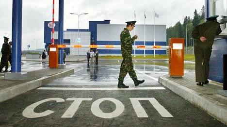Svetogorskin raja-aseman kautta kulkevat nyt monet uudet renkaat Suomen puolelle.