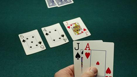 Pokerin pelaajat urakoivat viikonloppuna Helsingissä.