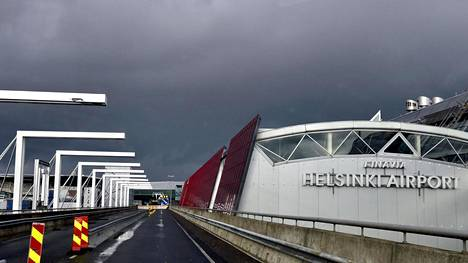 Finavia vastaa myös Helsinki-Vantaan lentokentän toiminnasta.