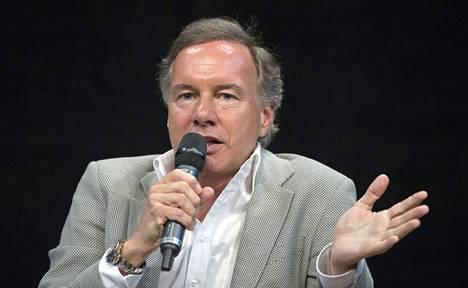 Tuottaja Nico Hofmann on saksalaisen yhteiskunnallisen TV-draaman kultasormi.