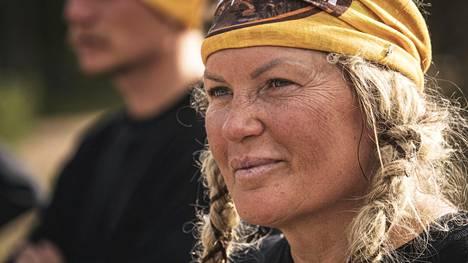 Marianne Kiukkonen sinnitteli tuskissaan Selviytyjien viimeisen kisan loppuun saakka ja nappasi itselleen finaalipaikan.