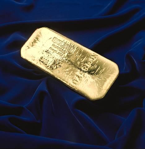 Sijoittajakisan palkintona on sadan gramman kultaharkko.