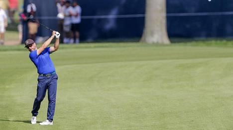 """Mikko Korhonen karsiutui PGA-mestaruuskilpailun jatkokierroksilta – """"Ei ollut toisessa kierroksessa paljon hyvää"""""""
