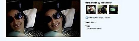 Demi Moorelta uupuu kaksi hammasta, tosin ei oikeasti.