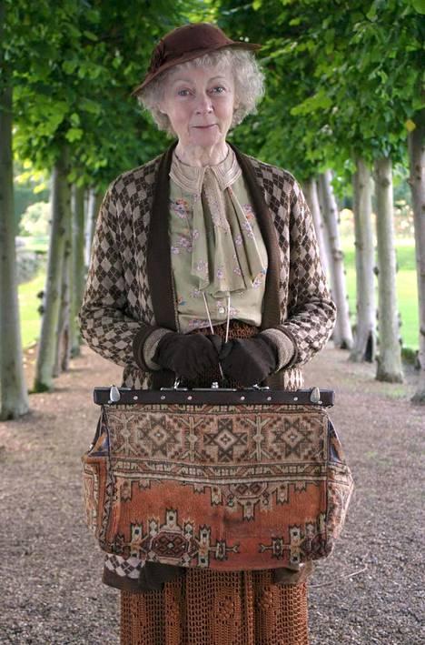 Geraldine McEwan näyttelee Neiti Marplea nyt nähtävässä elokuvassa.