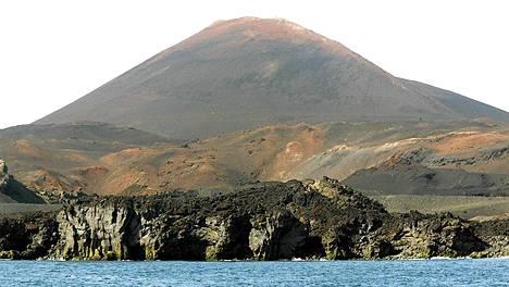 Hekla-tulivuori Islannissa. Kuva vuodelta 2006.