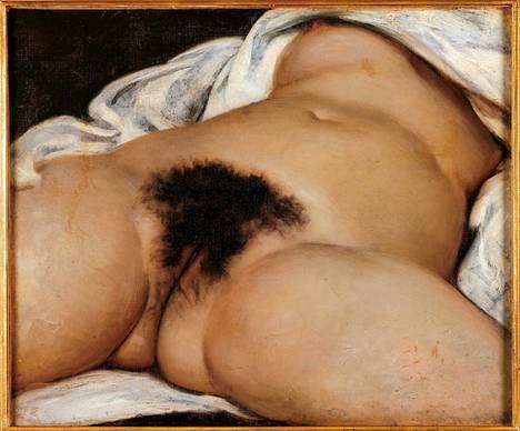 Maalaus on esillä Musée d'Orsayn taidemuseossa Pariisissa, Ranskassa.