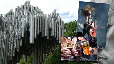 Sibelius, sellot ja suuret oluttuopposet.