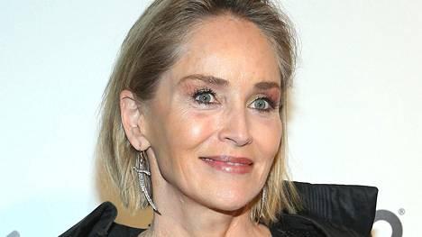 Sharon Stone sairastui vakavasti vuonna 2001.