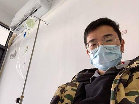 Xiao Yao vietti lähes viikon hotellissa saatuaan koronavirustartunnan.