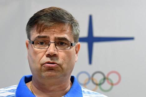 Olympiakomitean Mika Lehtimäki kuvaili tunnelmia kauhunsekaisiksi.