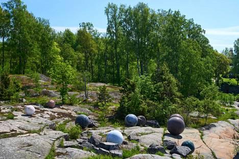 Helsinki Biennaali on tehty merelliseen ympäristöön.